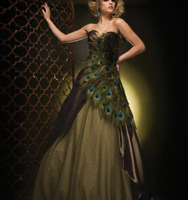 be-charming-by-wearing-peacock-gown
