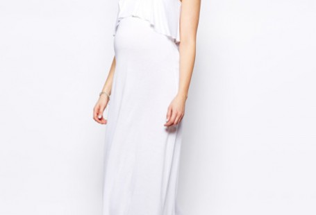 best-choice-of-white-maternity-dress