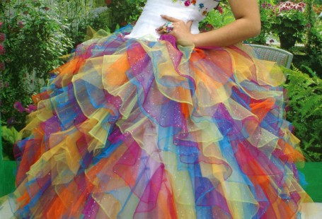 different-styles-of-rainbow-quinceanera-dresses