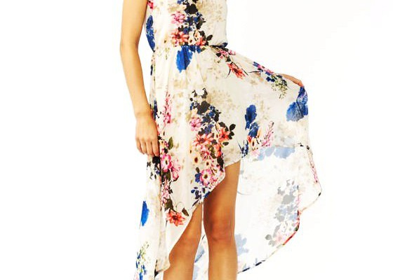 elegant-and-gorgeous-floral-high-low-dress