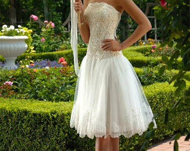 get-a-sexy-look-by-wearing-short-wedding-dresses