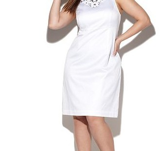 great-idea-to-pick-a-plus-size-sheath-dress