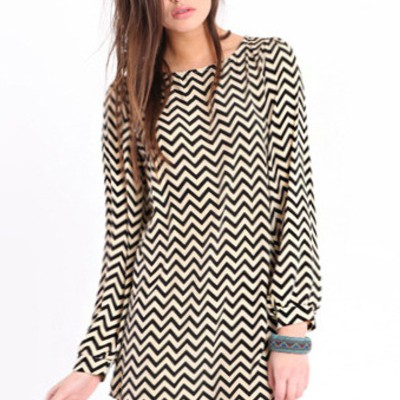 guide-of-buying-a-best-chevron-shift-dress