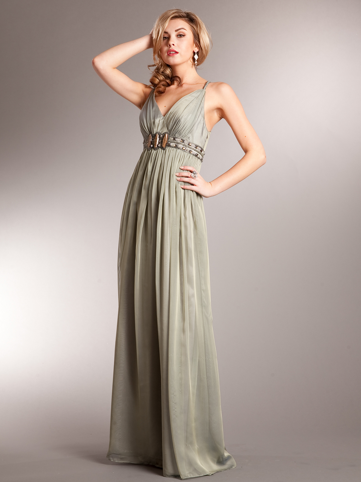 How to choose Grecian Gown