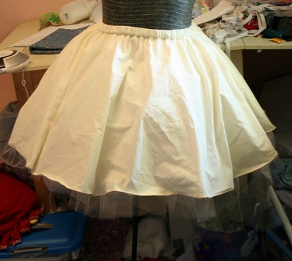 How to find  Poofy Skirt