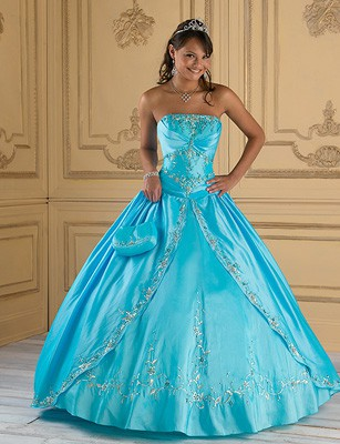how-to-get-a-perfect-turquoise-quinceanera-dresses
