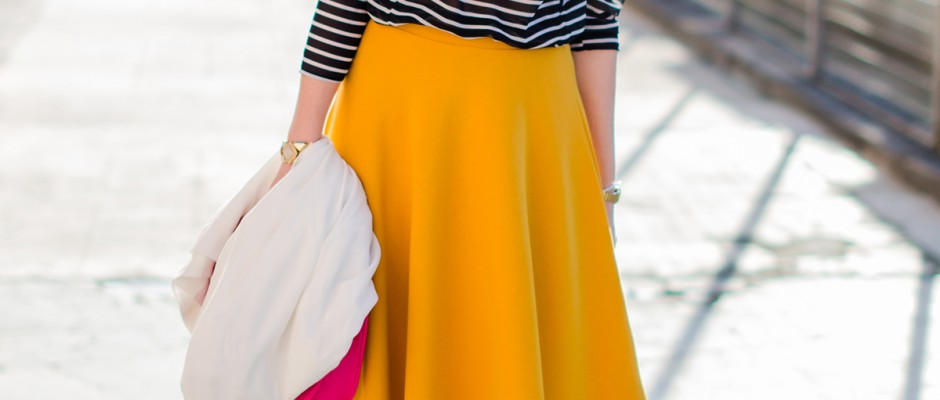 how-to-get-stunning-mustard-skirt