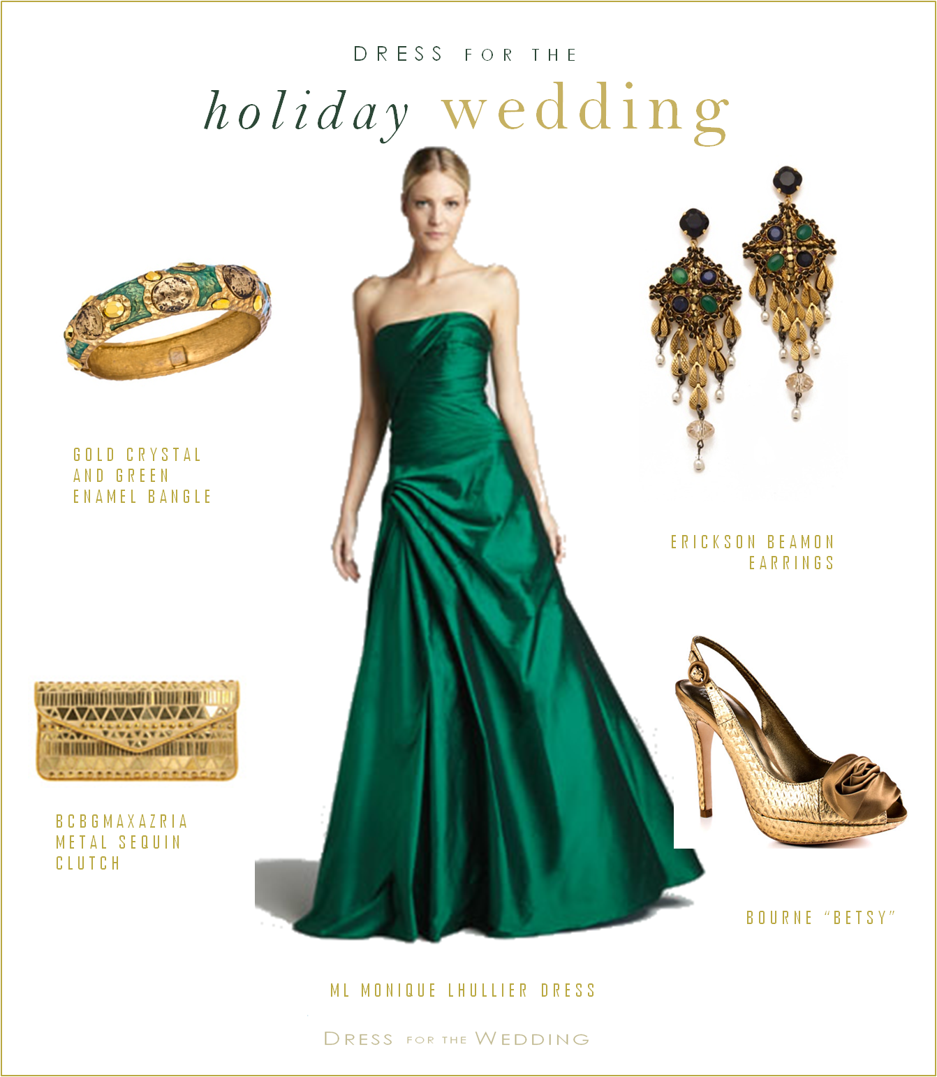 How to shop for  Green Gown