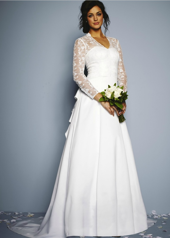 Perfect choices of  Long Sleeve Wedding Dresses