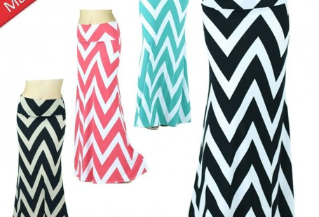 special-collections-of-chevron-skirt