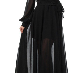 things-to-consider-while-buying-wrap-maxi-dress