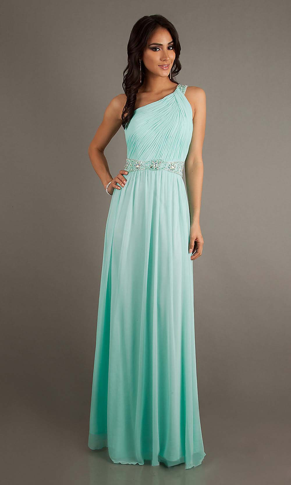 Why you need One Shoulder Gown - 24 Dressi