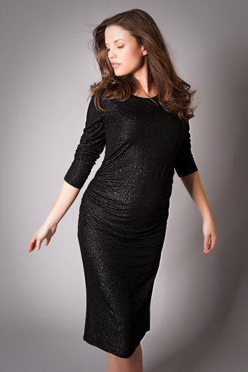 Fashion trend of  Black Maternity Dress
