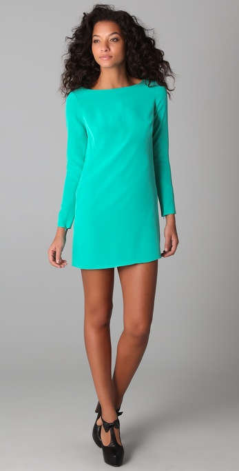 First thing to do to choose  Long Sleeve Mini Dress