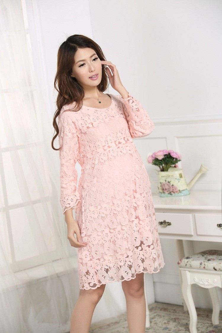 Hottest lace maternity dress 24 dressi hottest lace maternity dress ombrellifo Gallery