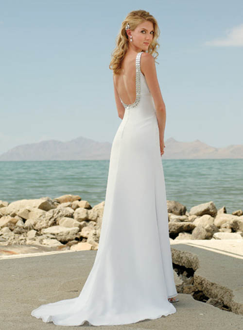 How to find best Beach Wedding Dresses - 24 Dressi