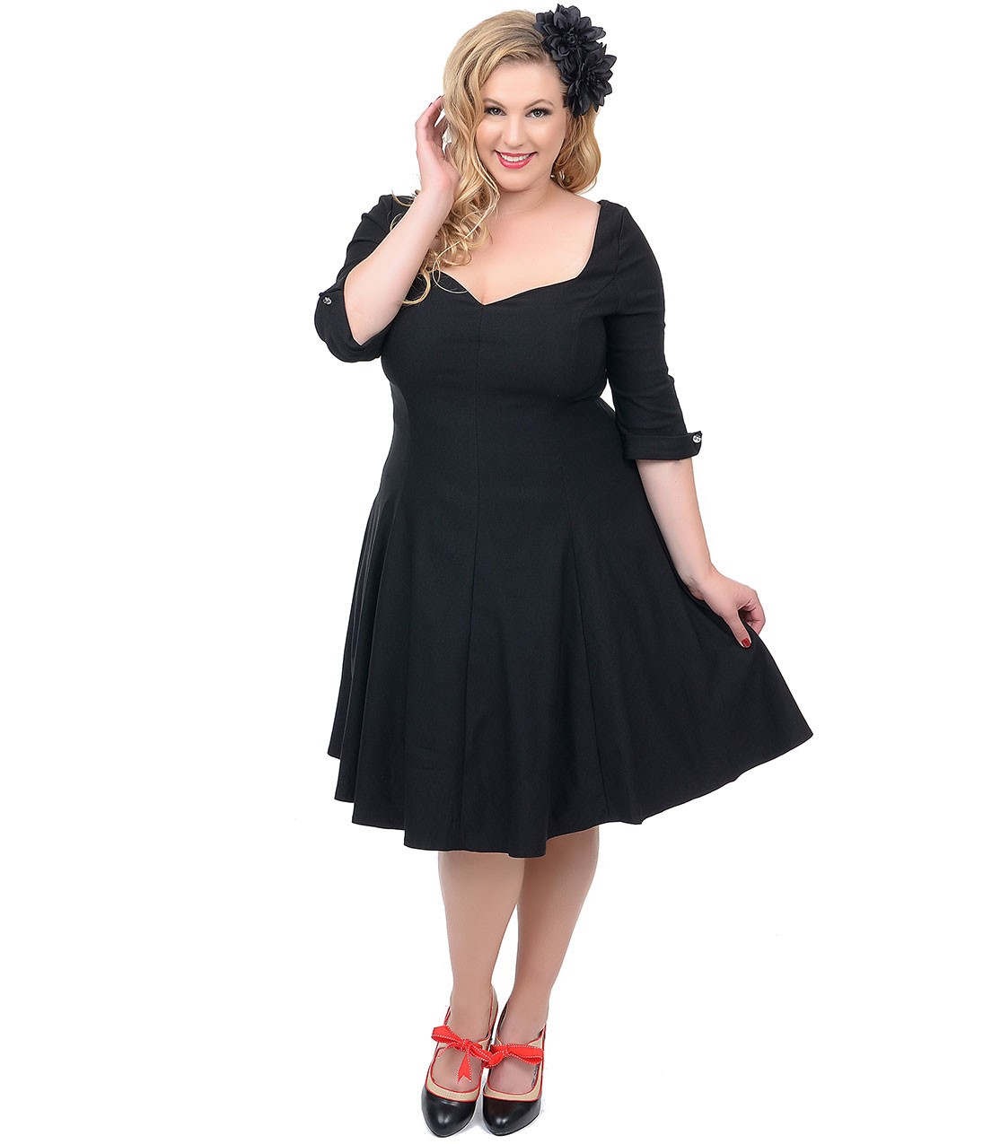Tips for choosing right  Plus Size Vintage Dresses