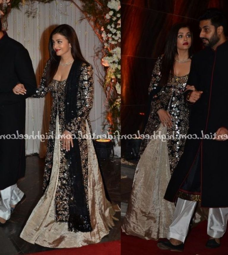 Aishwarya Rai Bridal Dress And Trend  2017-2018