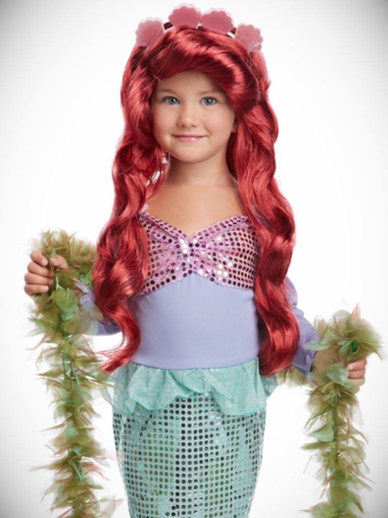 Ariel Fancy Dress Childrens - Review Clothing Brand