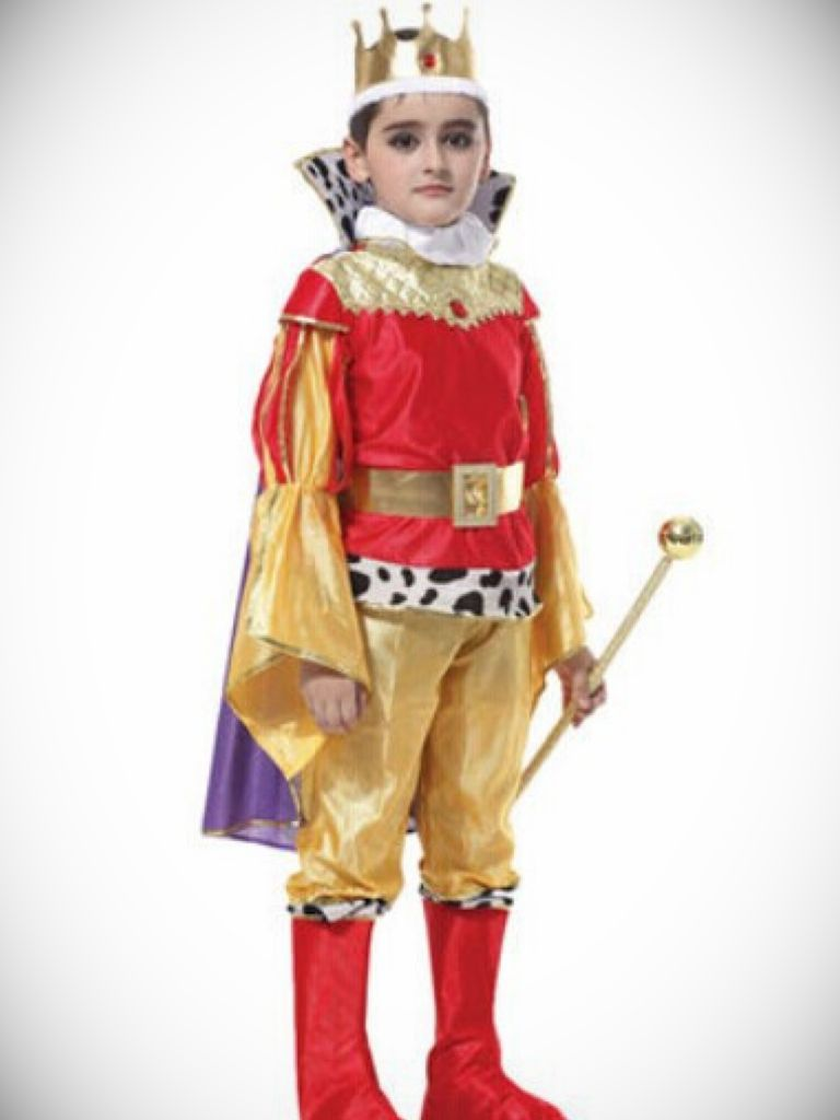 Baby Prince Fancy Dress: Show Your Elegance In 2017