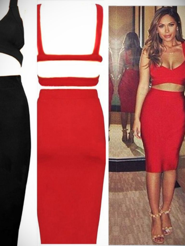 Below The Knee Fitted Dress And The Trend Of The Year