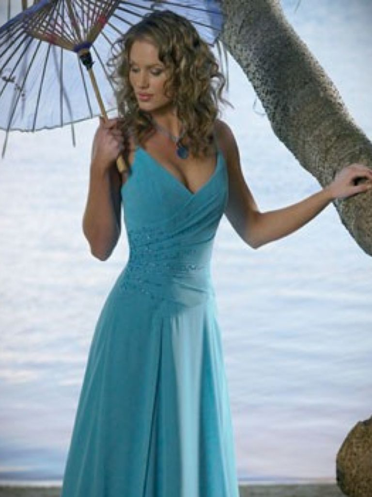 Blue Summer Dress For Weddings - 24 Dressi
