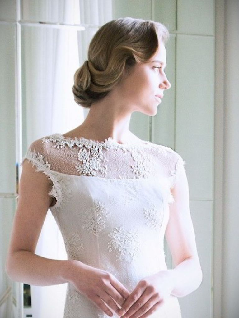 Caroline Kennedy Wedding Dress Designer