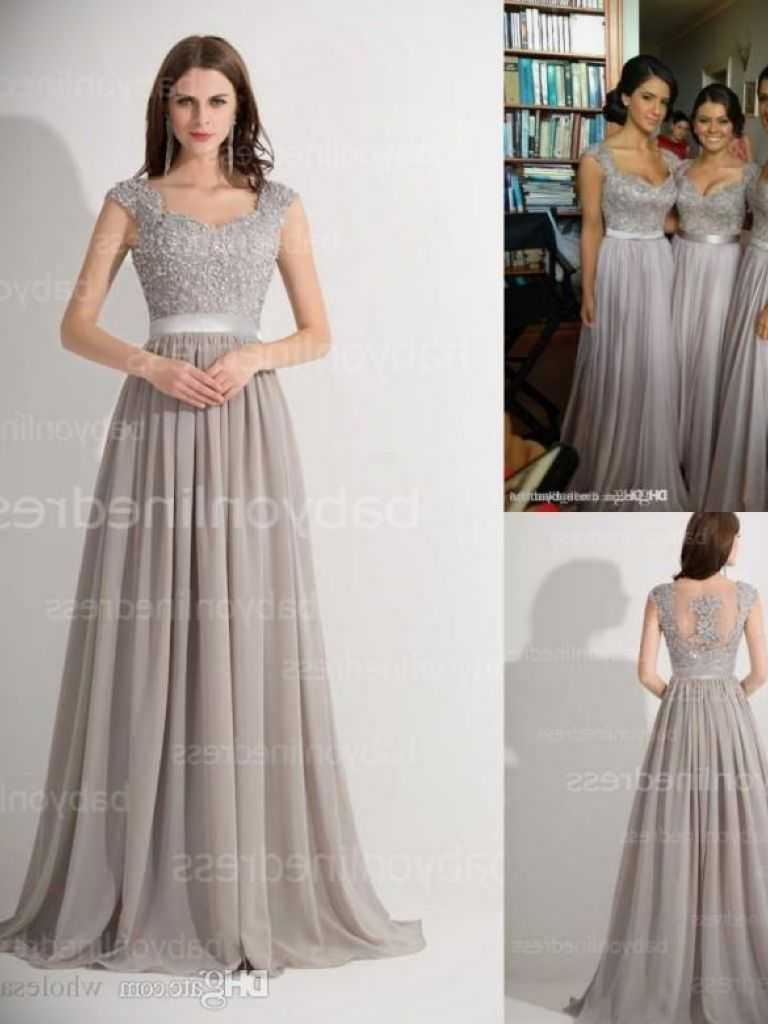 Chiffon Maid Of Honor Dress Make You Look Like A Princess 24
