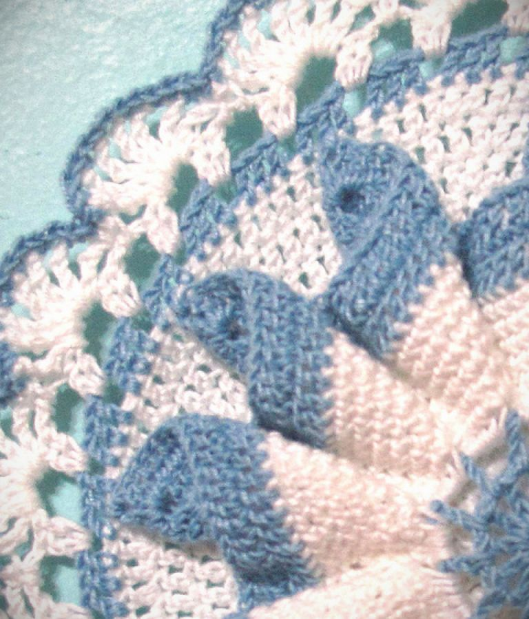 Crochet Dress Potholder Pattern Free