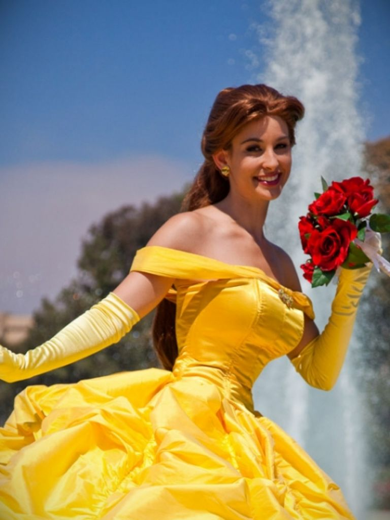 Disney Princess Real Dress: New Trend 2017-2018