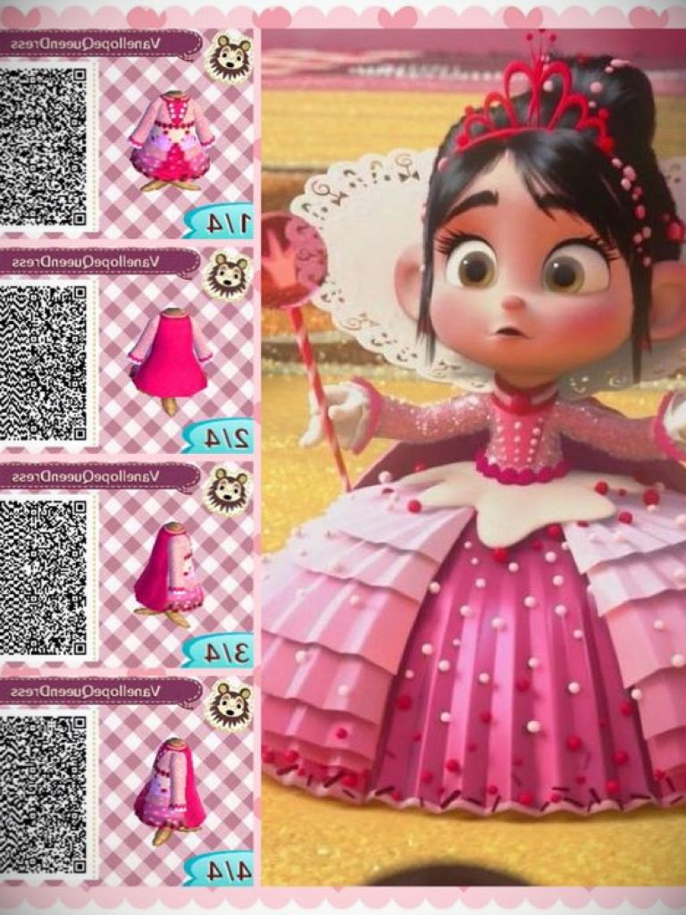 New Leaf Qr Codes Dress And How To Look Good