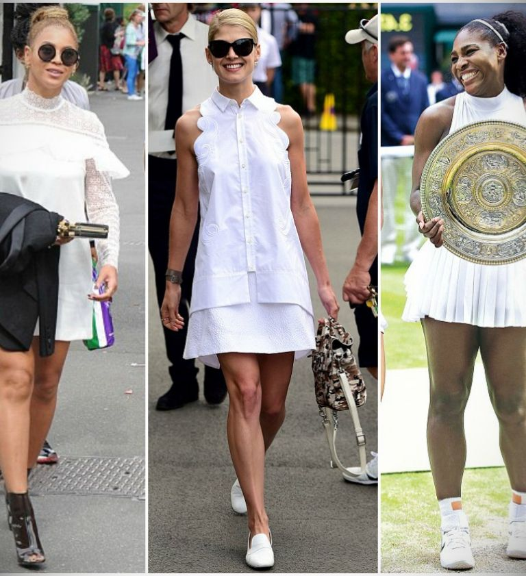 Dress Code For Wimbledon Spectators