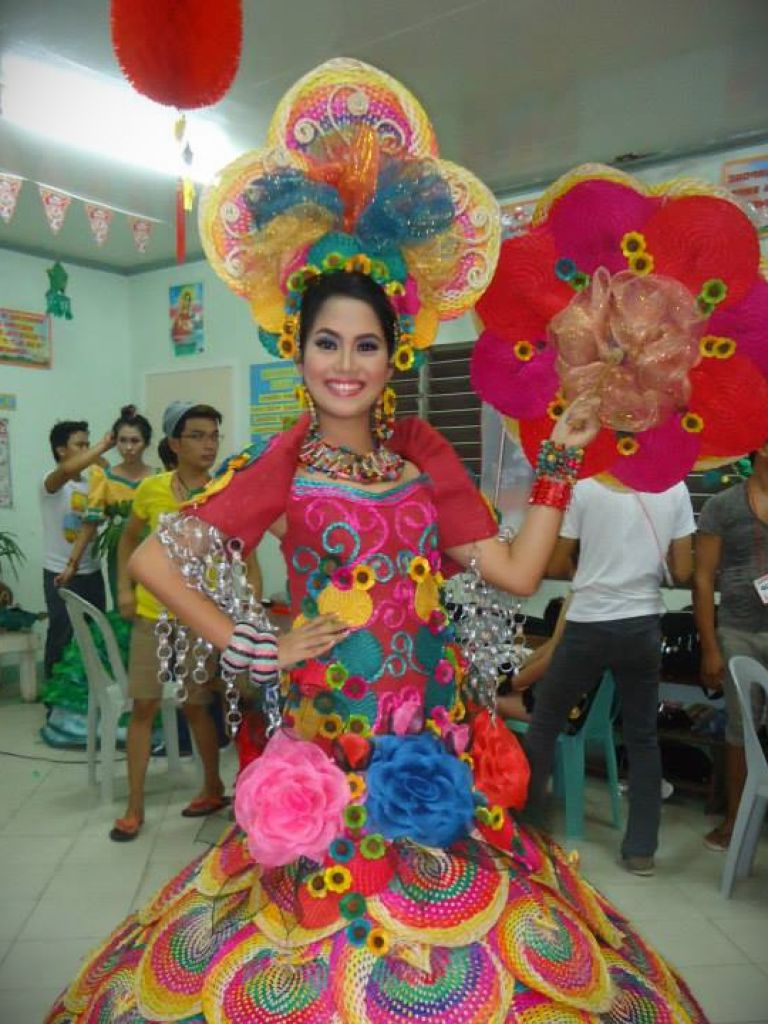 Filipiniana Dress For Children