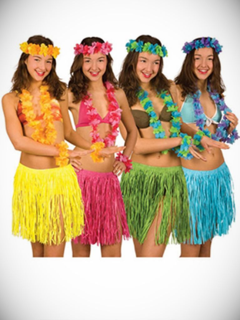 Hawaiian Fancy Dress Outfits