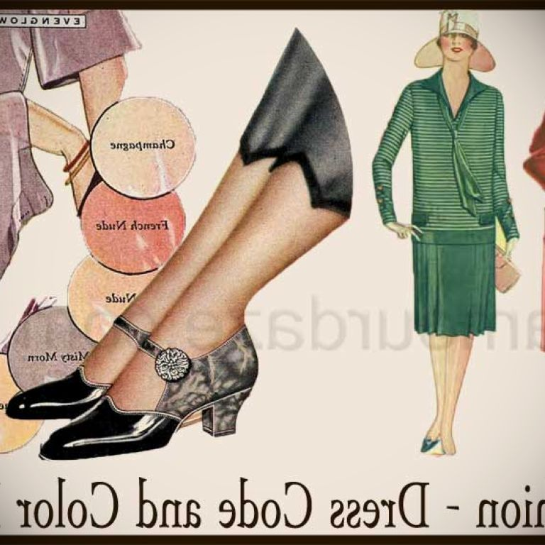 Hollywood Chic Dress Code - Guide Of Selecting