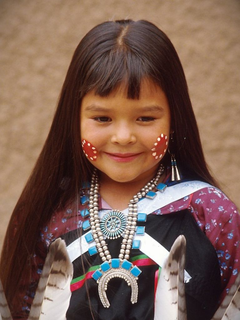 Native american girl 2by packmans 5