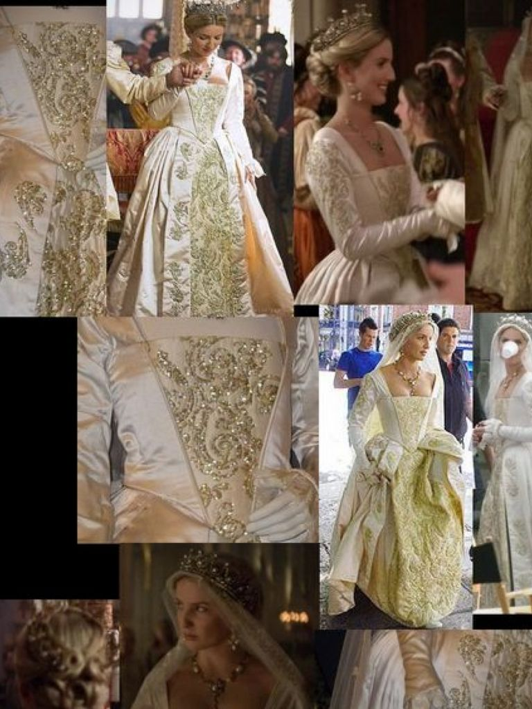 Jane Seymour Wedding Dress - Fashion Forecasting 2017