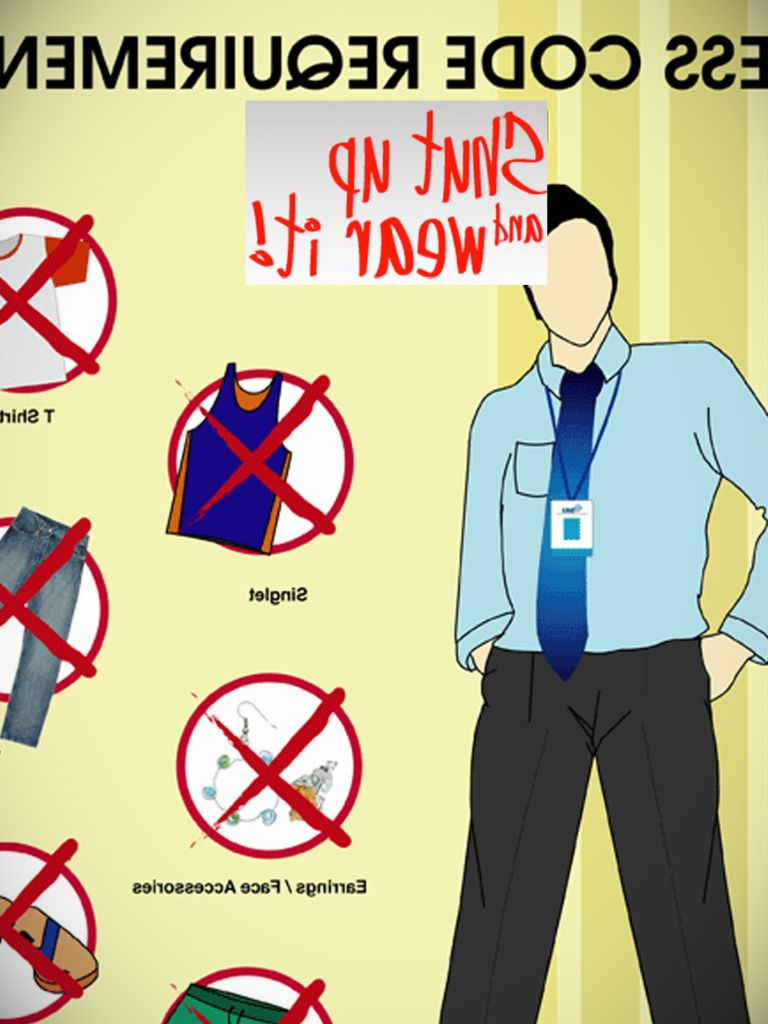 Jeans Dress Code Policy: Details 2017-2018