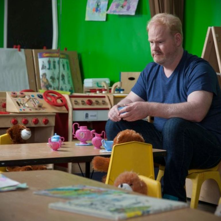Jim Gaffigan Fully Dressed And Clothing Brand Reviews