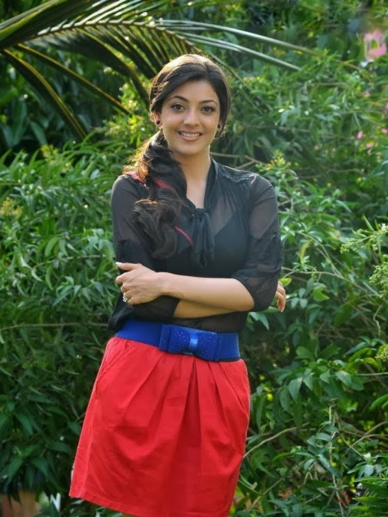 Kajal Agarwal In Police Dress