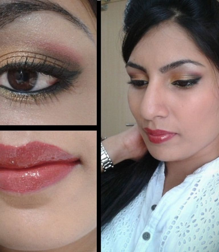Lipstick For Black Dress - How To Look Good 2017-2018