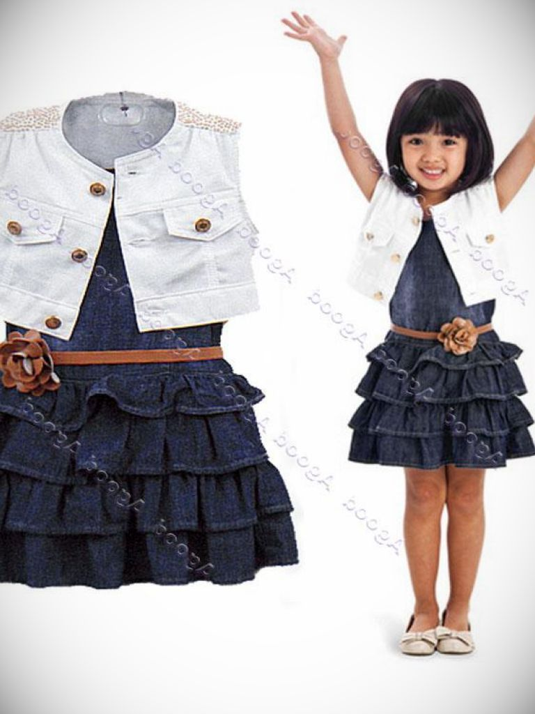 Little Girls Cheap Dress And Clothes Review
