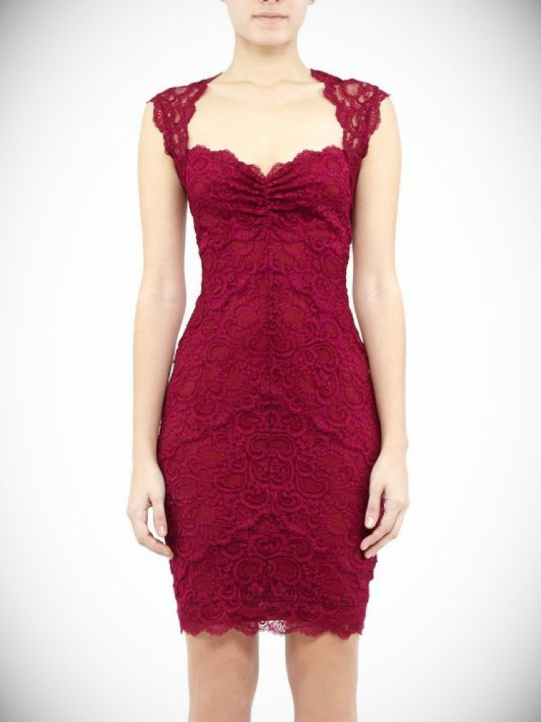 Nicole Miller Beaded Dress & Help You Stand Out