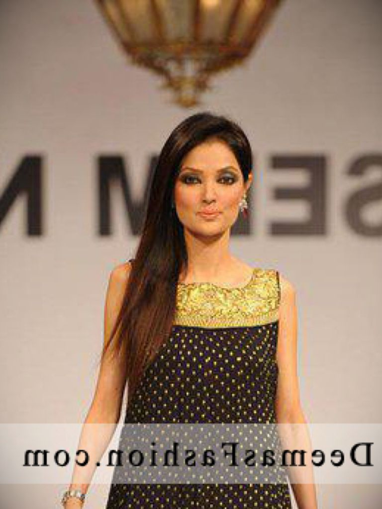 Dress With A Tail And New Fashion Collection
