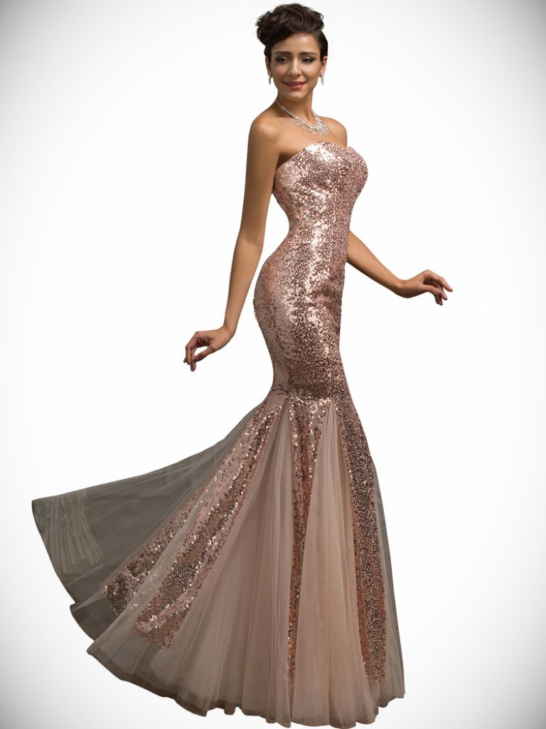 Pink Sparkly Party Dress - Perfect Choices