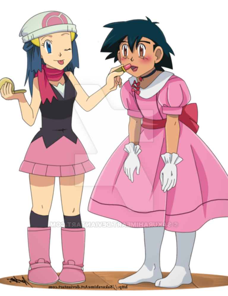 Pokemon Dawn Contest Dress & Make Your Life Special