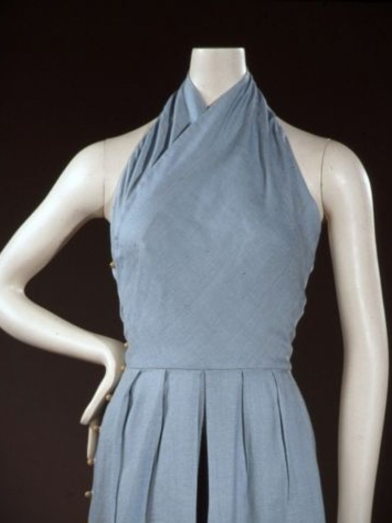 Popover Dress Claire Mccardell