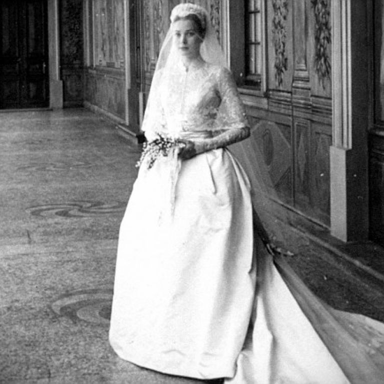 Princess Grace Monaco Wedding Dress