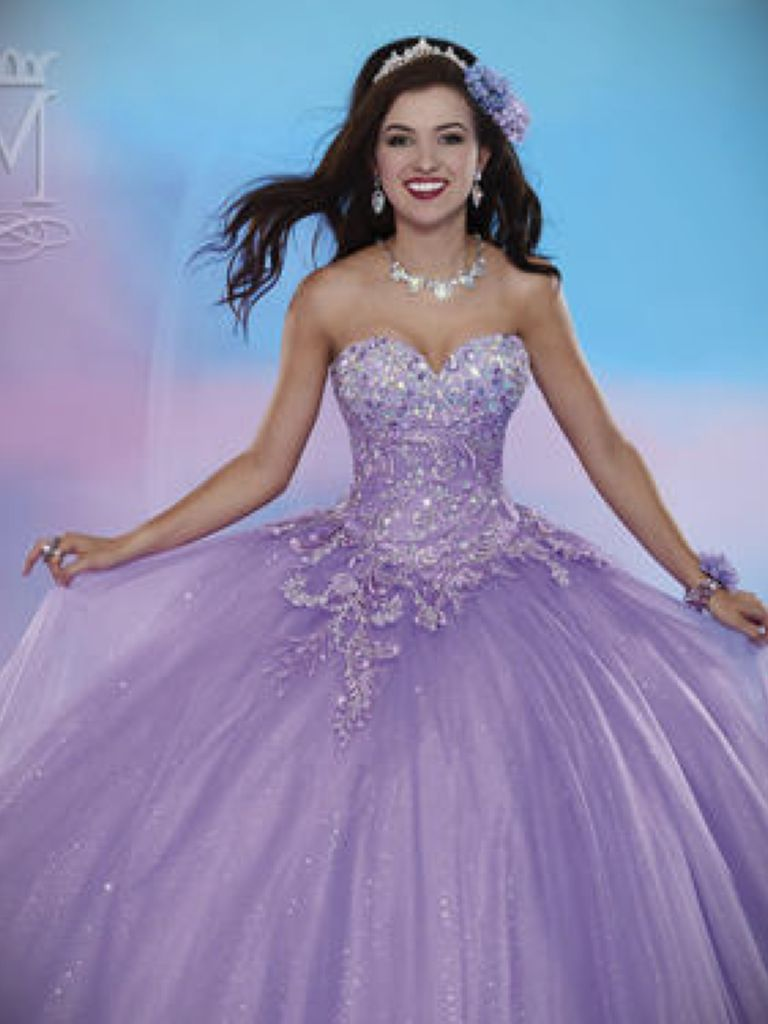 Quinceanera Dress In Orlando