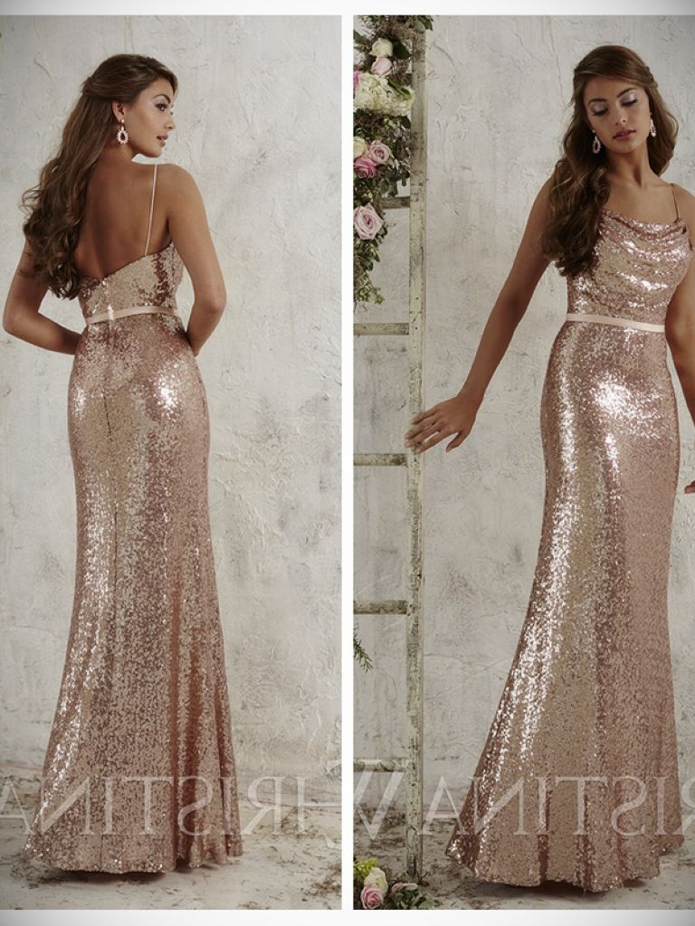 Rose Gold Lace Wedding Dress - 24 Dressi Lace Gold Bridesmaid Dresses